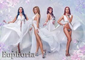 Женское эротическое шоу ЭЙФОРИЯ